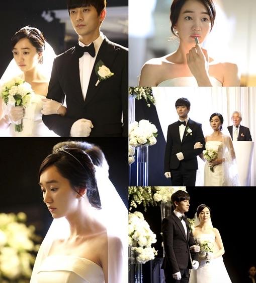 「仮面」スエとチュ·ジフンの結婚式!韓国女優魂