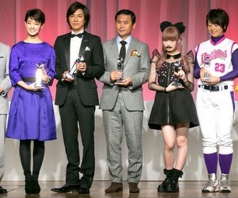 剛力彩芽、藤木直人、佐々木則夫監督、_きゃりーぱみゅぱみゅ、川端友紀選手