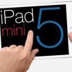 iPad mini5 発売日や予約日はいつ?スペックや価格(値段)!