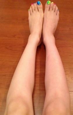 足痩せマッサージ法_|西川瑞希オフィシャルブログ「Mizukitty」Powered_by_Ameba