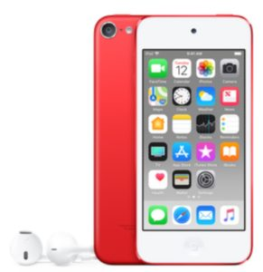 ipod touch6 プロダクトレッド