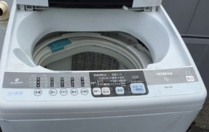 洗濯機の揺れがひどい!