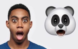 iPhone10(iPhoneX)の機能 Animoji