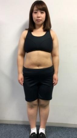 餅田コシヒカリの痩せた現在の体重と画像