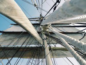 帆の名付けの由来・意味