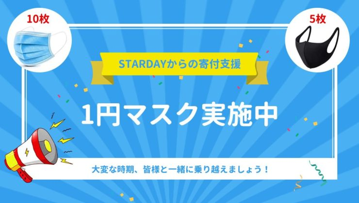 Starday(スターデイ)は商品が届かない?いろんな口コミを調査